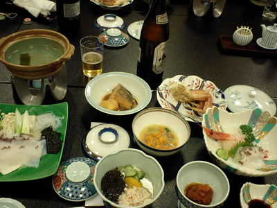 利尻島のおいしい料理